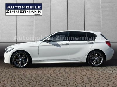 gebraucht BMW M135 i Sportpaket, Automatik,Navi *199.-monatl.*