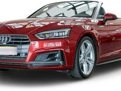 gebraucht Audi A5 Cabriolet A5 Cabrio 45 TFSI Q S-tr. 3x S Line AHK MATRIX NAVI