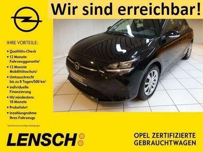 gebraucht Opel Corsa 1.2 Edition PARKPILOT+SITZHZG+ALLWETTER | Hamburg