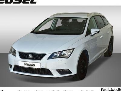 käytetty Seat Leon ST Style 2.0 TDI kW(PS) 110(150) Navi Sitzh.
