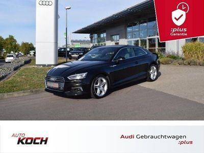 gebraucht Audi A5 Coupé 2.0 TDI S-Tronic S-Line, LED, Tour, Tempoli