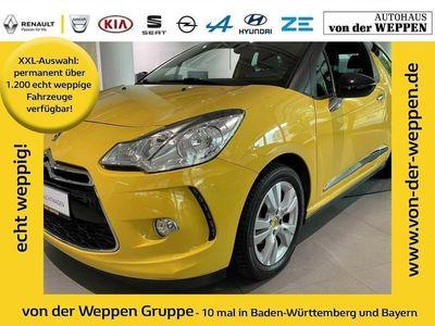 gebraucht Citroën DS3 PureTech 110 Start & Stop SoChic, Gebrauchtwagen, bei Autohaus von der Weppen GmbH & Co. KG