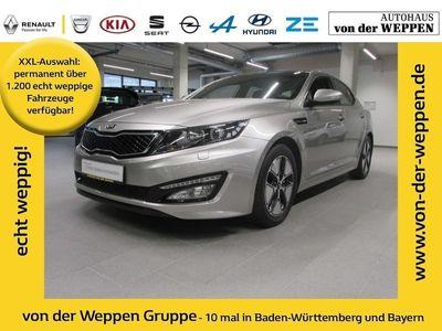 gebraucht Kia Optima Hybrid 2.0 CVVT Spirit Gebrauchtwagen, bei Autohaus von der Weppen GmbH & Co. KG