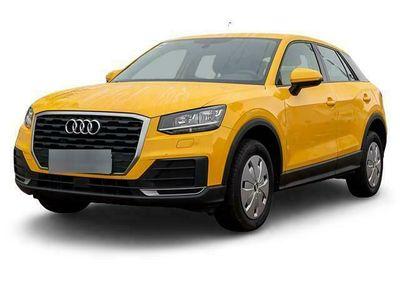 gebraucht Audi Q2 1.6 TDI S tronic Bluetooth Tempomat Sitzhz PDC