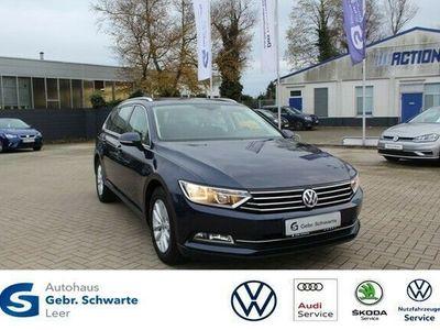 gebraucht VW Passat Variant 2.0 TDI Comfortline AHK ACC NAVI