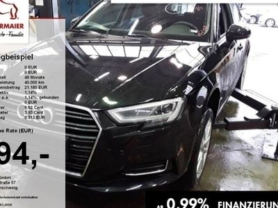 gebraucht Audi A3 Sportback DESIGN 30 TDI 116PS LED.NAVI.SITZHZ