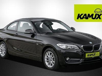 gebraucht BMW 218 d Steptronic Sport Line +Bi-Xenon +Navi +PDC +EURO 6