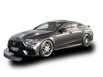 gebraucht Mercedes AMG GT 63S 4M EDITION 1 MAGNO*NIGHT*AERODYNAMIK-KIT*DIGI.COCKPIT*360*OPF
