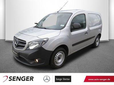 gebraucht Mercedes Citan 108 CDI KA/L Silber AHK JUNGE STERNE RADIO