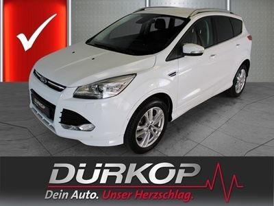 gebraucht Ford Kuga 2.0 TDCi Individual 4x4 Start Stopp AHK/Navi/Winterpaket