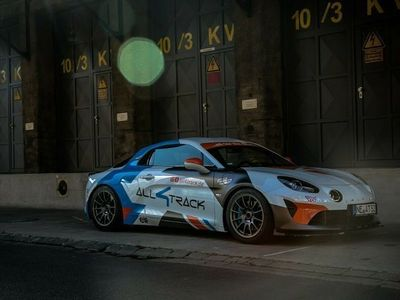 gebraucht Renault Alpine A110 Pure - Ready for track