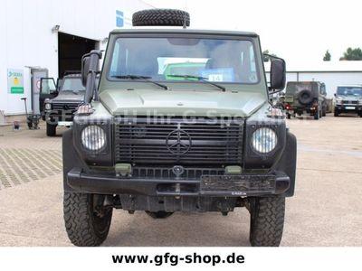 """gebraucht Mercedes G230 lang """"Greenliner"""" Militär Besitz"""