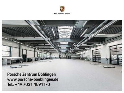 gebraucht Porsche Macan ACC/AHK/LUFT/PANO/KAMERA/SPURWECHSELASSI