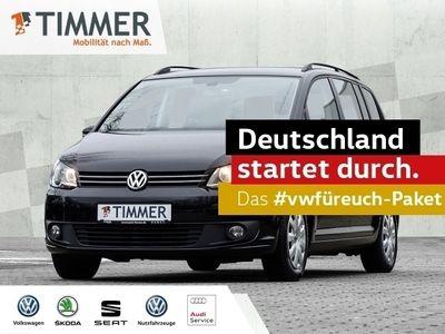 gebraucht VW Touran Trendline 1,2 TSI *NAVI*AHK*CLIMATRONIC* 6-Gang