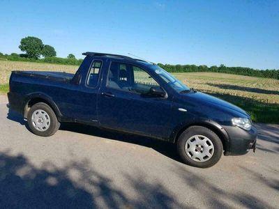 gebraucht Fiat Strada 1.3 JTD 2. Hand 98400 KM guter...