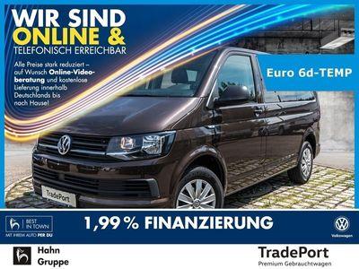 gebraucht VW Multivan T6Trendline 2,0TDI 110KW DSG NAVI EU6d
