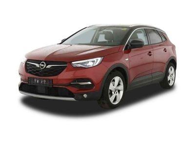 gebraucht Opel Grandland X 1.2 Benzin