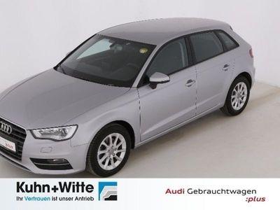 gebraucht Audi A3 Sportback 1.6 TDI Attraction*Klimaautomatik*X