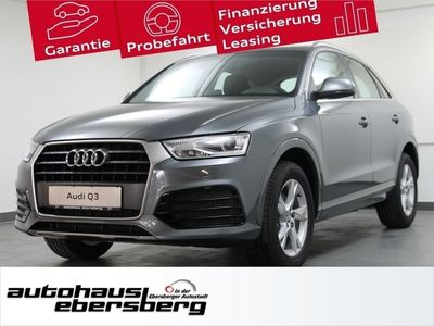 begagnad Audi Q3 sport 1.4 TFSI cylinder on demand 110 kW (150 PS) S tronic