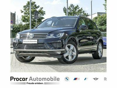 gebraucht VW Touareg FahrzeugdatenVerbrauch und UmweltFinanzierungLeasingFiliale