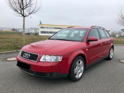 gebraucht Audi A4 Avant 2.0 TÜV 2Hand 169Tkm Bose F1 8Fach PDC Reifen Neu