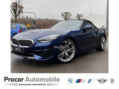 gebraucht BMW Z4 sDrive20i Sport Line Cabrio