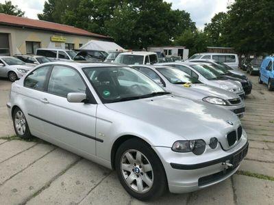 gebraucht BMW 316 BaureiheLeder! Klimaautomatik! Schiebedach!