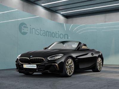 gebraucht BMW Z4 M Z4 M40i Cabrio Navi Leder Harman Kardon