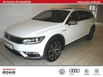 gebraucht VW Passat Alltrack Variant (LED,Navi,Pano,AHK,ParkA
