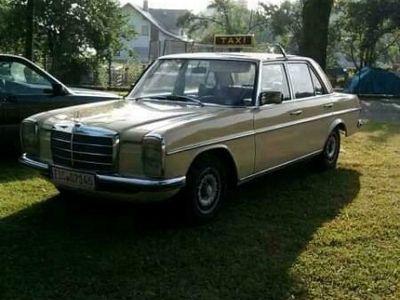 gebraucht Mercedes W115 Mercedes -8OLDIMER