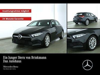 gebraucht Mercedes A180 d PROGRESSIVE/LED/SHZ/NAVI/PARKTRONIC DPF