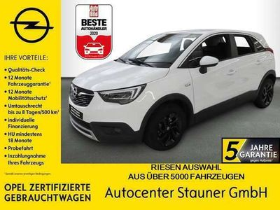 gebraucht Opel Crossland X 1.5 DIESEL S/S INNOVATION 102PS 6G*PDC*LED*LM16*