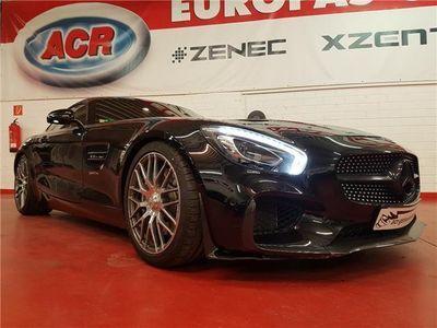 gebraucht Mercedes AMG GT Speedshift 7G-DCT Leder Beige Carbon Ex