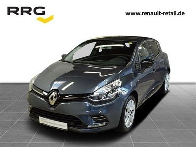 gebraucht Renault Clio IV 4 0.9 TCE 75 ECO² LIMITED DELUXE Lim