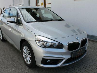 gebraucht BMW 216 Active Tourer Advantage,Klima,Navi,Alu,Euro6