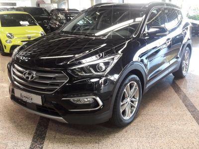 gebraucht Hyundai Santa Fe 2.2 CRDi 4WD Premium AT, Pano AHK, Voll