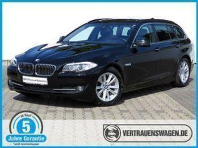 gebraucht BMW 535 dA Touring Comfort SAG HEAD-UP HiFi PANO NAVI