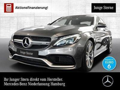 used Mercedes C63 AMG Mercedes-AMG