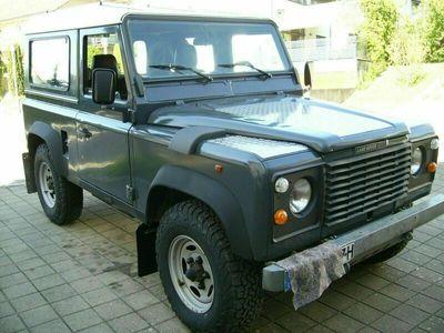 gebraucht Land Rover Defender 90 Bj. 87 mit H - Kenn...