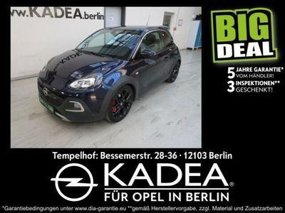 gebraucht Opel Adam 1.4 Rocks S 5 J. Händlergarantie inklusive