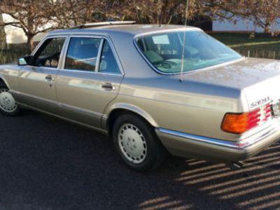 gebraucht Mercedes 420 Automatik, Airbag, Oltimerzulassung