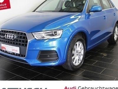 gebraucht Audi Q3 2.0 TDI Q Navi Xenon Plus Panoramad.