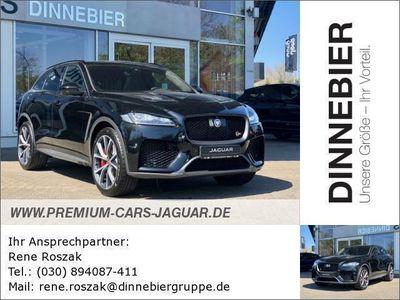 gebraucht Jaguar F-Pace SVR AWD | Teltow Neuwagen, bei Autohaus Dinnebier GmbH