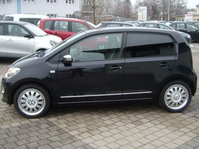 gebraucht VW up! up! highNAVI Maps and more, Sportpaket PDC