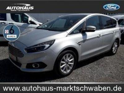 gebraucht Ford S-MAX 2.0 TDCi Titanium StartStopp Bluetooth LED
