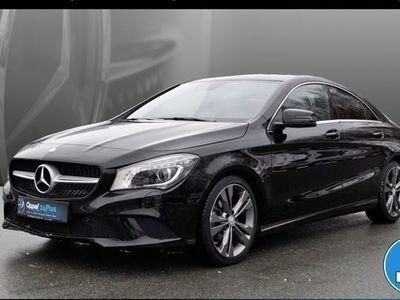 gebraucht Mercedes CLA200 Coupé URBAN +NAVI+XENON+REGEN+PTS+AG+SH+