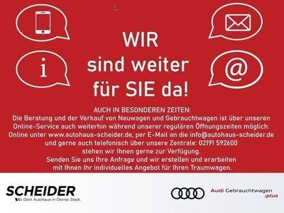 gebraucht Audi Q3 Sportback 40 TDI qu 2 x S line LED Navi Klima virtual