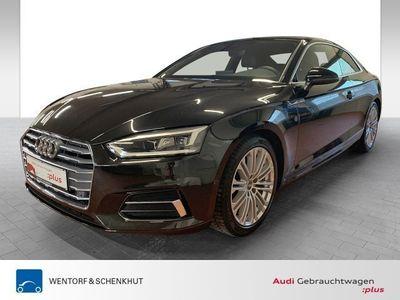 gebraucht Audi A5 Coupé 40 TDI sport VC / LED / MMI Navi+ / Leder