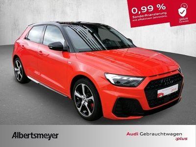 gebraucht Audi A1 Sportback 40 TFSI+S TRONIC+LED+DAB