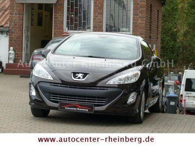 gebraucht Peugeot 308 CC Premium Klima Top Tüv